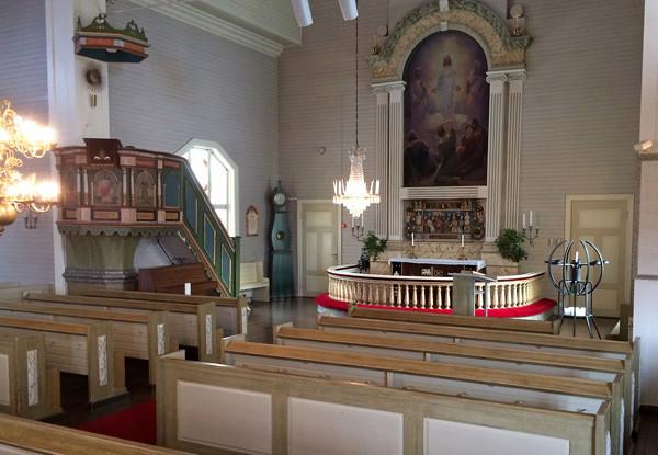 Auran kirkon remontin suunnittelu alkamassa tänä vuonna – AVL