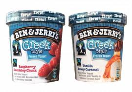 Ben & Jerry's -jäätelöt