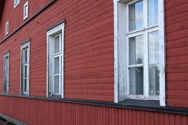 Kosken työväentalo saa kevään aikana uuden maalipinnan. Taloon toivotaan myös lisää toimintaa.