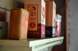 Aurassa voi tutustua kahvin historiaan.