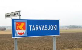 Tarvasjoen kunnan merkit katovat maanteiltä ensi vuoden alusta alkaen.