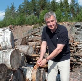 Pekka Myllymäki uskoo, että yhteistyöllä saisi revittyä enemmän tuohta.