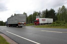Tyllin liittymän liikenneturvallisuuden pitäisi parantua vielä tämän vuoden aikana.