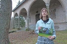 Mari Kujanpää on kirjoittanut valokuvakirjan tekstit.