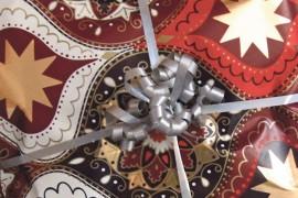 Auranmaan Nuorkauppakamari haluaa, että kaikki auranmaalaiset lapset saisivat tänä jouluna joululahjan.