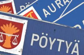 Muodostavatko Aura ja Pöytyä Auranmaan kunnan? Asiasta keskustellaan keskiviikon yleisötilaisuuksissa.