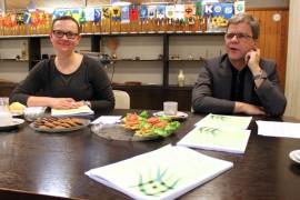 Talouspäällikkö Aino-Liisa Jalosen ja kunnanjohtaja Kari Jokelan mukaan Pöytyän tilanne ei ole niin tukala kuin monella muulla kunnalla.