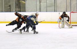 Vierasottelussa Turussa Taru Hockeyn jälki oli vielä tehokasta. Kuva: Markku Pönni