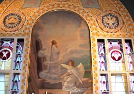Tarvasjoen ja Pöytyän seurakuntien jäsenmäärä pieneni marraskuun lopussa tuntuvasti. Kuva on Tarvasjoen kirkosta.
