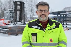 Kirkkovaltuutettu ja Oripään kirkkoneuvoston varapuheenjohtaja Mikko Nurmi.