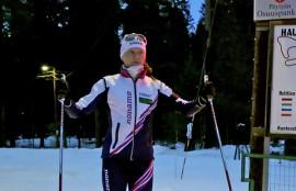 Johanna Matintalon kauden päätavoite on Kazakstanissa 1.–8. hiihdettävät nuorten MM-kisat.
