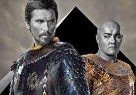 Exodus – Gods and Kings -elokuvassa maskeeraus ja tehosteet ovat ainakin onnistuneet.