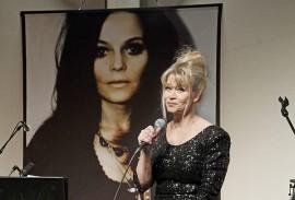 Kirsi Tarvainen tulkitsee Carolan kappaleita intensiivisesti. Kuva: Robert Seger
