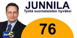Vilhelm Junnila - 19.4.