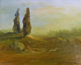 Antti Maanpään maalaus Löydä rakkaus on vuodelta 1998.