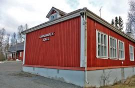 Jos valtuusto hyväksyy kaupan, Rannanmäen koulurakennuksiin muuttaa korjaustöiden jälkeen Auranmaan Henkilöstöpalveluiden työntekijöitä. Kuva: Jorma Kaarto