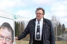 Marttilalaisen Lauri Heikkilän kansanedustajaura jäi ainakin toistaiseksi yhteen kauteen.