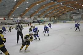 TarU:n ja SoPan välinen ottelu oli tiukka ja tasainen. Kuva: Eveliina Pousar-Jokinen