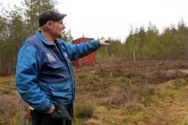 Kosken ampumaradalla on ammuttu jo 40 vuotta. Mika Toivonen kertoo lyijyhaulikiellon astuvan voimaan heti harjoituskauden alkaessa.