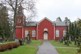 Säilyykö Oripään seurakunta itsenäisenä vai tuleeko siitä mahdollisesti Pöytyän kappeliseurakunta? Oripään kirkkovaltuusto käsittelee asiaa kesäkuun kokouksessaan.