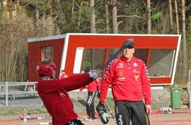 Superviikonlopun aikana Kumilassa pelataan kaksi miesten Ykköspesisottelua ja kaksi naisten Suomensarjaottelua.