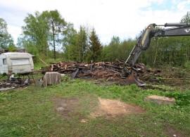 Kivijalkaan palaneen talon palo paljastui tuhotyöksi.