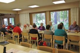 Oripään kirkkovaltuusto kokoontui torstaina pohtimaan muun muassa seurakuntaliitosneuvottelujen aloittamista.