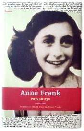 Anne Frankin päiväkirja kuuluu kirjoihin, joka jokaisen tulisi lukea.