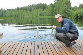 Antti Saarelainen toteaa, että Myllylähteen vesi on nyt sekä lämpötilansa että kirkkautensa puolesta hyvinkin uimakelpoista. Lähteen kalakantakin on vähitellen elpynyt.