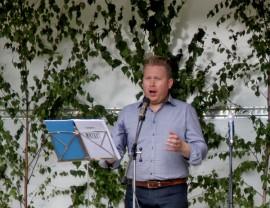 Nicholas Söderlund kuuluu Suurilan oopperajuhlien vakiokasvoihin (kuva: Kiti Salonen)