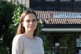 Pöytyän sivistysjohtaja Marianne Mäkelä uskoo opistojen hyvän yhteistyön jatkuvan. Kuva: Heidi Pelander