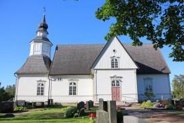 Marttilan kirkko vihittiin käyttöön 1.9.1765.