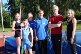Marttilan Murron nuoret ovat valmiina seuran ensimmäiseen Vattenfall-finaaliin.