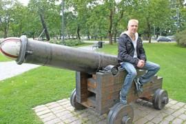 Jarkko Putkonen tarjoilee kehätykitystä seuraavaksi Brittein saarilla.