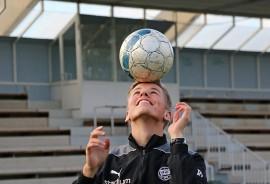 Ilari Mettälä pelaa ensimmäistä kautta TPS:n edustusjoukkueessa.