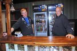 Marttilan Kantapub avaa ovensa tänään perjantaina. Uudet yrittäjät, Kalle Kakko ja Sami Sjöholm, ovat marttilalaisille tuttuja kasvoja.
