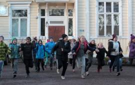Auran kunnanisien mielestä Kirkonkulman koulun oppilaiden määrä voisi kasvatta nykyisestä ainakin tusinalla. Koulun nykyisillä oppilailla tuskin on mitään sitä vastaan.