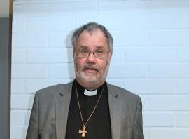 Petri Thurén aloittaa Oripään vt. kirkkoherrana kahden viikon kuluttua.