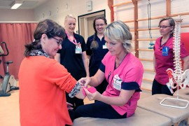 Pöytyän terveyskeskus aloitti fysioterapian akuuttivastaanotot Varsinais-Suomessa ensimmäisten joukossa.