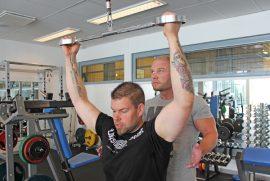 Yhdeksän kuukautta kestänyt projekti on nyt ohitse, mutta Juha Vehviläinen ja Toni Kataja treenaavat edelleen paljon yhdessä.
