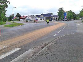Viljavana jatkui Härkätieltä Koskentielle. Kuva: Simo Päivärinta.