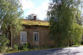 Purettavaksi esitetty talon on ollut 40 vuotta tyhjillään eikä nykykunnossaan kelpaa edes varastotiloiksi.