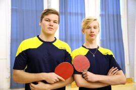 Veikka Flemmingin ja Alex Naumin lisäksi Kosken Kaikua edustaa mestaruussarjassa Riku Autio.