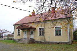 Marttilan vanha alakoulu Myllypellontiellä saatetaan peruskorjata päiväkotikäyttöön.