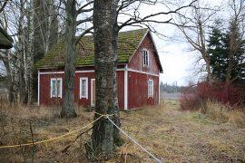 Khronokselle sopiva koti löytyi Pöytyän Ortenojalta