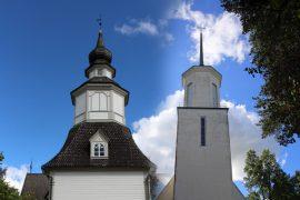 Marttilan ja Kosken seurakuntien yhteistyö saa uusi ulottuvuuksia. Seuraavat rippikoulut järjestetään yhdessä. Kuvat: AVL:n arkisto