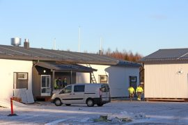 Elisenvaaran viipalekoulu valmistuu sovitussa aikataulussa.