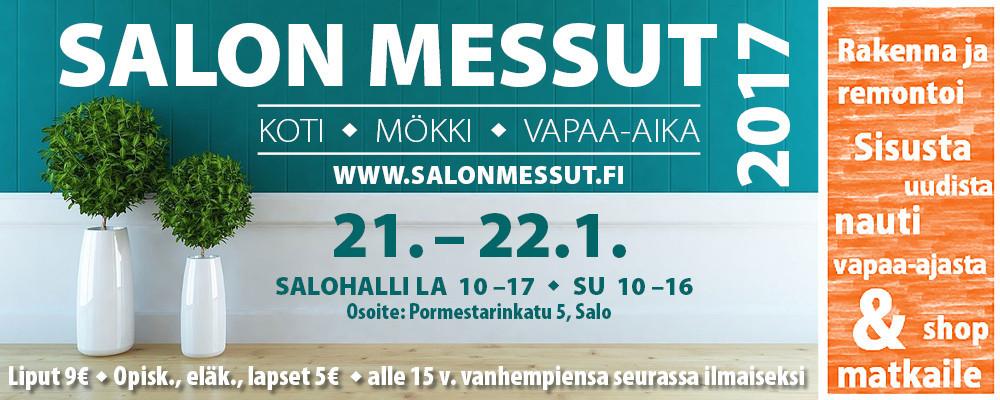 Salon Messut 2017