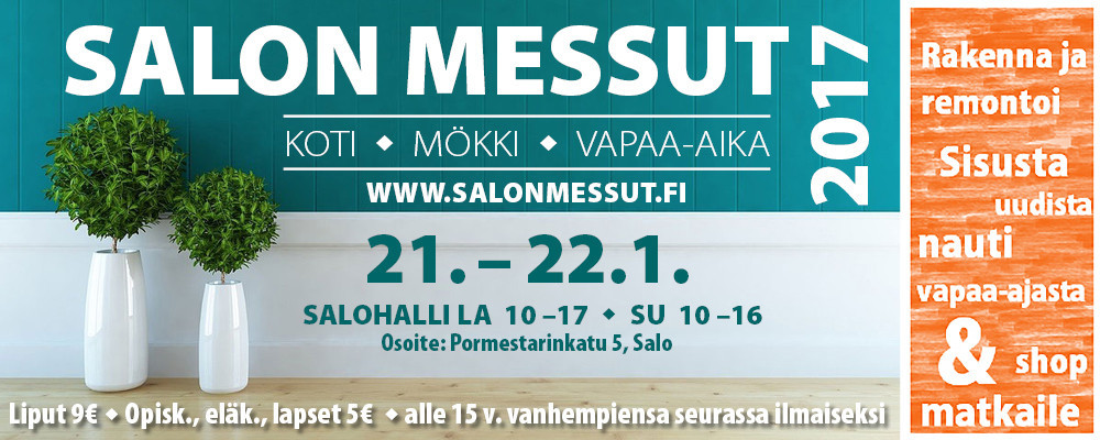 Salon Messut 2017