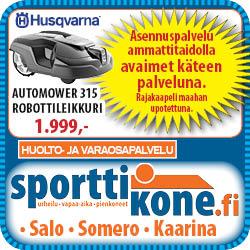Sporttikone 20.-27.4.2017